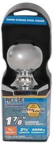 "Reese Towpower 72804 Chrome Interlock 1-7/8"" Hitch Ball"