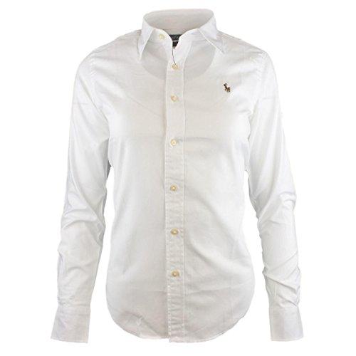 Ralph Lauren - Camicia -  donna bianco X-Large