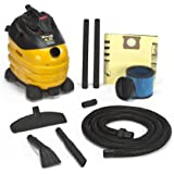 Shop-Vac 5873410 6.5-Peak Horsepower Right Stuff Wet/Dry Vacuum, 10-Gallon