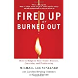 Fired Up Or Burned Out: How To Reignite And Reenergize Your Team's Passion, Creativity And Productivityby Michael L. Stallard