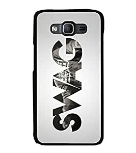 SWAG 2D Hard Polycarbonate Designer Back Case Cover for Samsung Galaxy On7 G600FY :: Samsung Galaxy On 7 (2015)