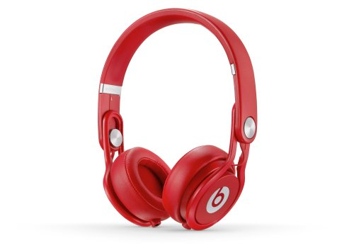 Beats By Dre 900-00025-02 Mixr On Ear Headphone - Red