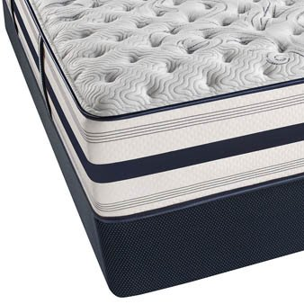 Low Price Sealy Posturepedic Beale Street Plush Faux Eurotop Mattress (Full XL Mattress Only)