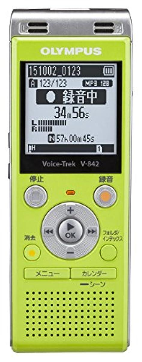 [해외] OLYMPUS IC레코더 VOICETREK 4GB MICROSD대응 V-842