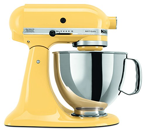 kitchenaid-ksm150psmy-artisan-series-5-qt-stand-mixer-with-pouring-shield-majestic-yellow