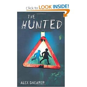 The hunted alex shearer 9780330431903 books for Alex co amazon