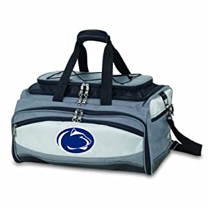 NCAA Penn State Nittany Lions Buccaneer Tailgating Cooler with Grill by Picnic Time