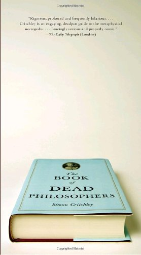 The Book of Dead Philosophers (Vintage)