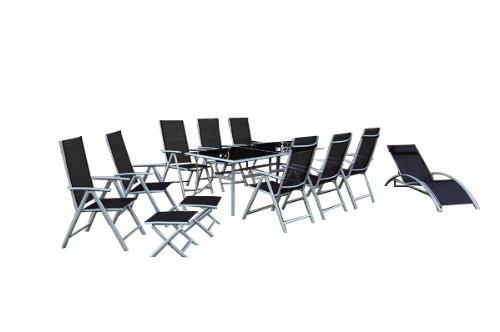 Sitzkissen Gartenmobel Bank : Salon Jardin Amazon  Salon de jardin grosfillex vega 2 chaises