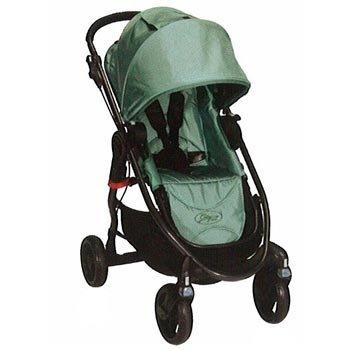 Baby Jogger City Versa Stroller, Green