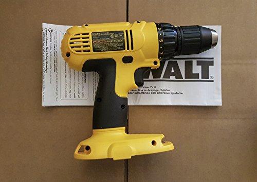 Dewalt DC759 18-Volt 1/2-Inch Cordless Drill/Driver (Bare tool) (Dewalt Drill Repair Parts compare prices)