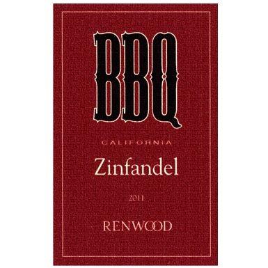 2011 Renwood Bbq Zinfandel California 750 Ml