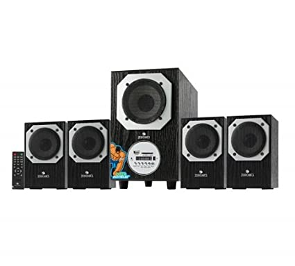 Zebronics BT4441 4.1 Channel Home Audio Speakers