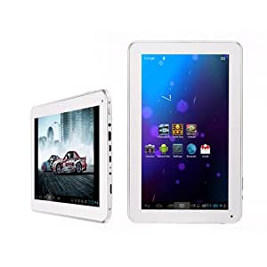 iRulu 10.1 Inch Android Tablet PC, 4.2 Jelly Bean, Dual Core, Allwinner A20 CPU, Dual Cameras, 5 Point Capacitive Touch Screen, HDMI