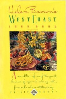 Helen Brown's West Coast Cookbook (Knopf cooks American) (The Talisman Italian Cookbook compare prices)