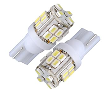 10x t10 501 w5w 20 smd led blanc ampoule lampe pour auto voiture dc 12v luminaires. Black Bedroom Furniture Sets. Home Design Ideas