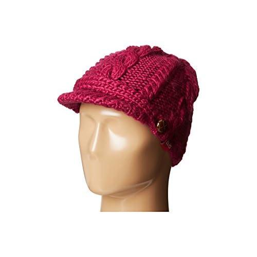 [ブラ] BULA レディース Aran Cap 帽子 Claret [並行輸入品]