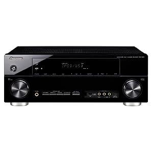 Amazon - Pioneer VSX-820-K 5.1 Home Theater Receiver - $208.88