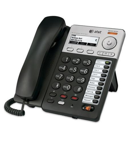 Vtech Att Syn248 Desk Phone