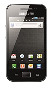 Samsung S5830i Galaxy Ace Onyx Black