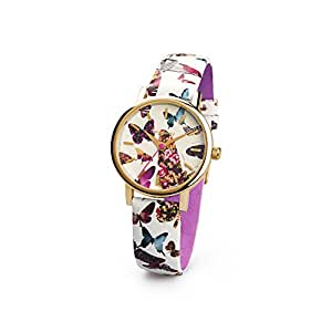 Brosway Lady Watches Gitana Butterfly Forest Wgi07: brosway: Watches
