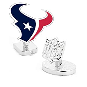 NFL Houston Texans Cufflinks by Cufflinks Inc.