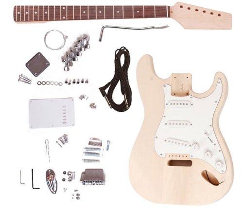 Electric Guitar Building Kits