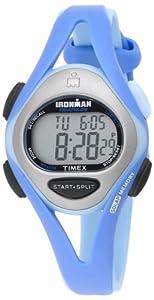 Timex Women's T5B721 Ironman Triathlon Sleek 50-Lap Watch