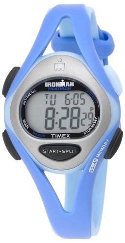 Timex Women's T5B721 Ironman Triathlon Sleek 50-Lap Watch