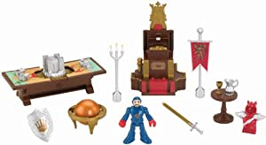 Fisher-Price Imaginext Castle Battle Plan Playset at Sears.com