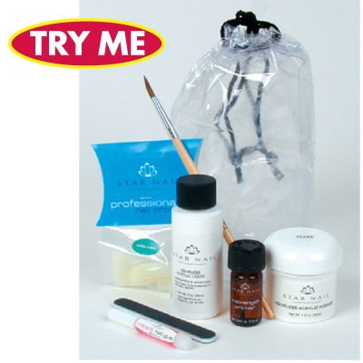 Star Nail Odorless Acrylic Beginner Kit