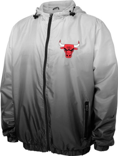Chicago Bulls Victory Gradient Full-Zip Lightweight Jacket at Amazon.com