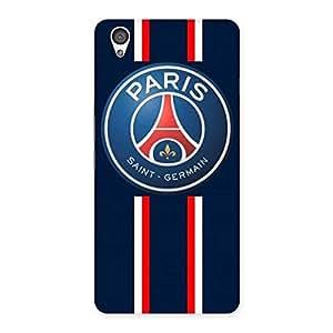 Cute Paris Bar Back Case Cover for OnePlus X