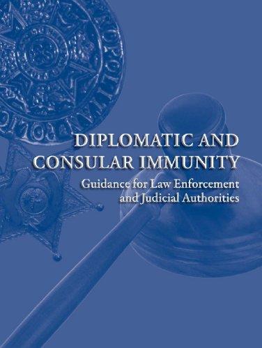 Diplomatic And Consular Immunity