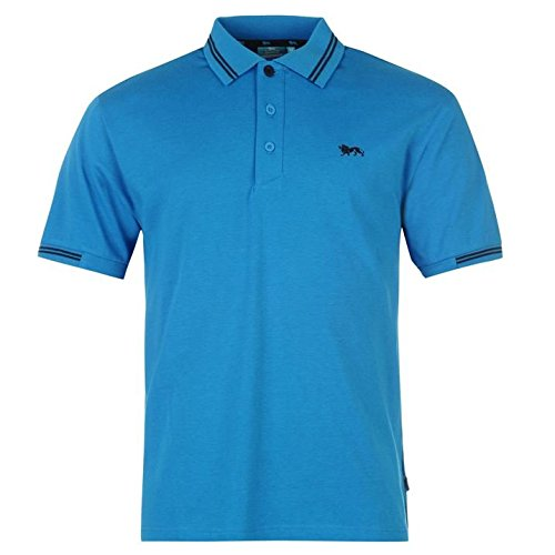 Lonsdale -  Polo  - Uomo Blue/Navy M