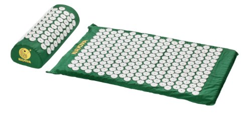 Complete Acupressure Mat Acupuncture Mat Back And Neck