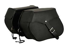 First Manufacturing FIBAG8010 Black Mountable Saddle Bag