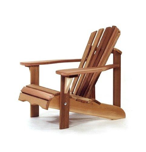 Children's Outdoor Patio Adirondack Chair