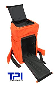TPI FIELD CASE BACKPACK FOR TOTAL STATION, GPS, THEODOLITE