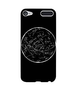 Celestial Stars Apple iPod Touch (6th Generation) Case