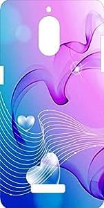 Koolbug Printed Hard Back Case Cover For Coolpad Mega 2.5D