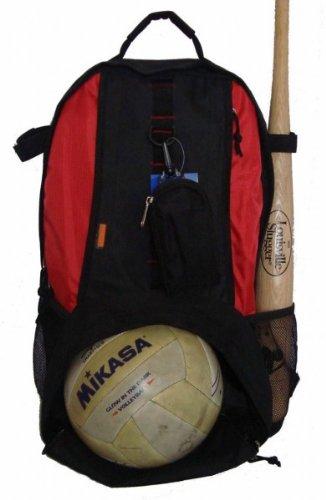 Bat Basketball Volleyball Football Backpack 14 Pieces