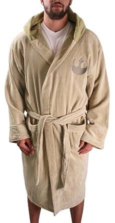 Star Wars Master Yoda Unisex Bathrobe rebel Alliance Robe