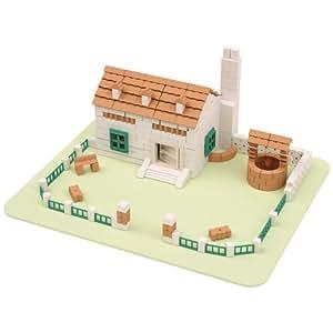 Model Building Set Kit Build Your Own Model Farm House