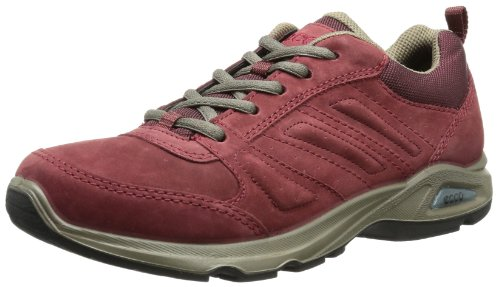 Ecco Womens ECCO LIGHT III High-Top Red Rot (PORT) Size: 4 (37 EU)