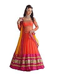 Shreya Creation Women Georgette Salwar Suit Dress Material