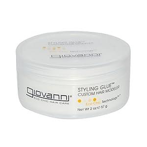 Giovanni Styling Glue Custom Hair Modeler - 2 fl oz , Giovanni Hair Care Products , Hair Styling, Health & Beauty