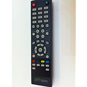 Brand NEW original seiki SEIKI TV Remote for SEIKI LC-32GC12F LC-46G68