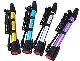 【全4色】携帯用小型空気入れ 自転車取り付け可