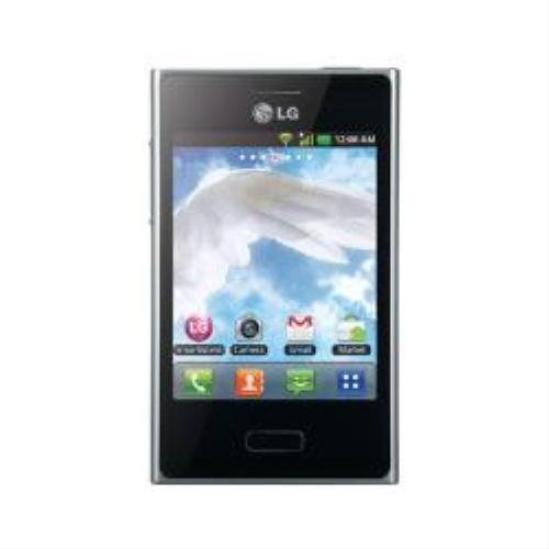 LG Optimus L3 E405 Black Dual Sim, 3MP, 3G , WIFI Unlocked Mobile Phone deal 2015